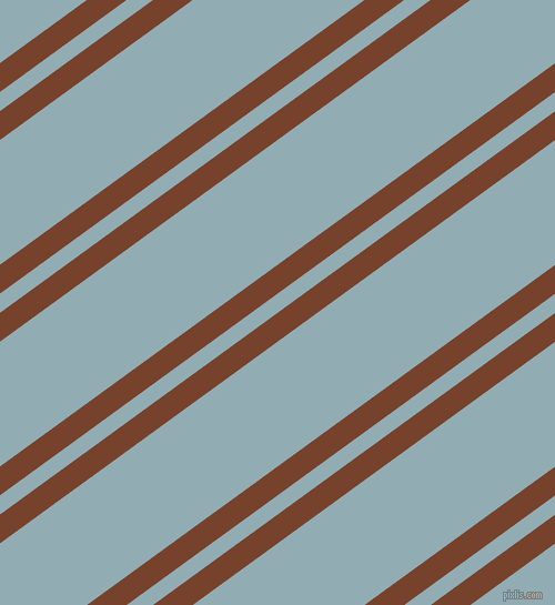 36 degree angle dual striped line, 21 pixel line width, 14 and 91 pixel line spacing, Copper Canyon and Botticelli dual two line striped seamless tileable
