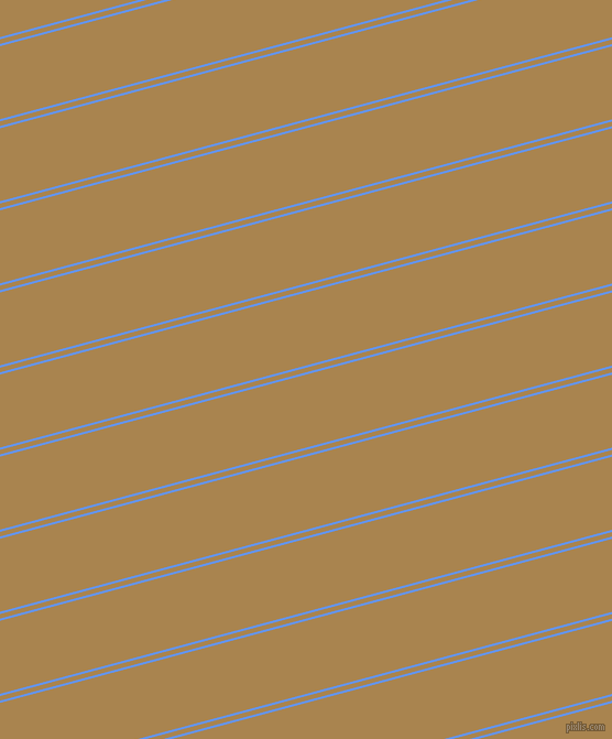 15 degree angle dual striped lines, 2 pixel lines width, 4 and 64 pixel line spacing, Cornflower Blue and Muddy Waters dual two line striped seamless tileable
