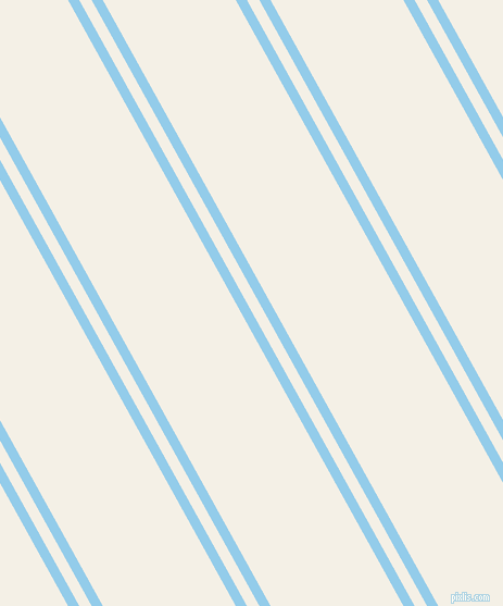 119 degree angle dual stripes lines, 9 pixel lines width, 10 and 107 pixel line spacing, Cornflower and Romance dual two line striped seamless tileable