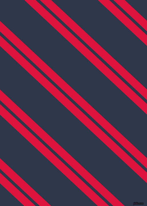 137 degree angle dual striped line, 27 pixel line width, 10 and 111 pixel line spacingCrimson and Licorice dual two line striped seamless tileable