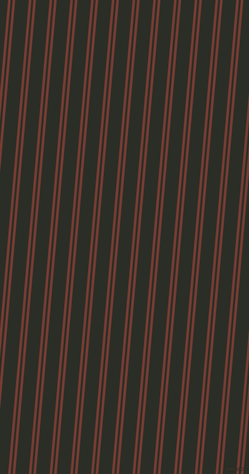 85 degree angles dual striped line, 5 pixel line width, 4 and 27 pixels line spacing, Crown Of Thorns and Marshland dual two line striped seamless tileable