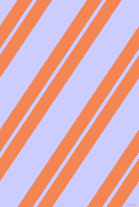 56 degree angles dual stripe line, 43 pixel line width, 12 and 98 pixels line spacing, Crusta and Lavender Blue dual two line striped seamless tileable