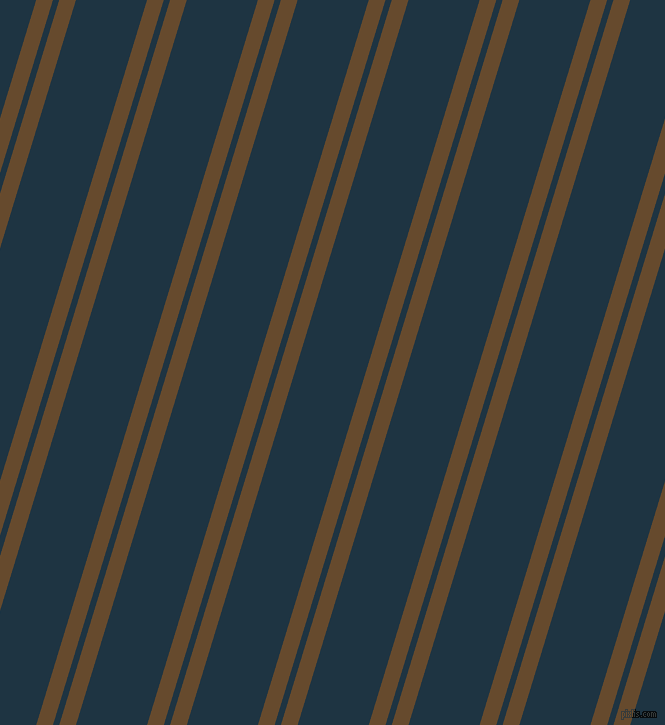 73 degree angle dual striped line, 16 pixel line width, 6 and 68 pixel line spacing, Dallas and Blue Whale dual two line striped seamless tileable
