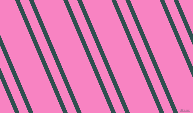 113 degree angle dual stripe line, 15 pixel line width, 30 and 96 pixel line spacing, Dark Slate Grey and Tea Rose dual two line striped seamless tileable