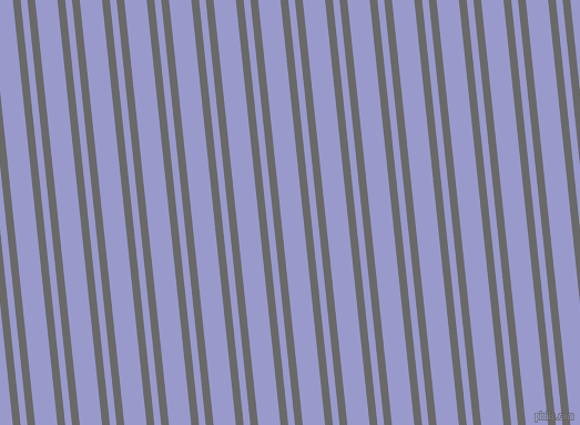 96 degree angle dual striped line, 7 pixel line width, 6 and 20 pixel line spacing, Dim Gray and Blue Bell dual two line striped seamless tileable