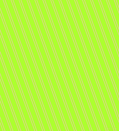 110 degree angle dual stripes line, 2 pixel line width, 4 and 16 pixel line spacing, Double Colonial White and Green Yellow dual two line striped seamless tileable