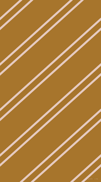 42 degree angles dual stripes lines, 7 pixel lines width, 18 and 83 pixels line spacing, Dust Storm and Hot Toddy dual two line striped seamless tileable