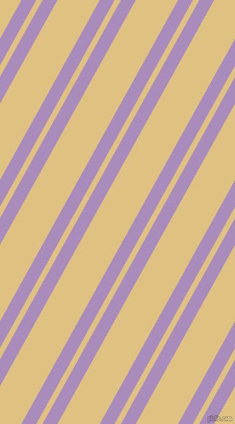 61 degree angles dual stripes lines, 19 pixel lines width, 8 and 54 pixels line spacing, East Side and Chalky dual two line striped seamless tileable