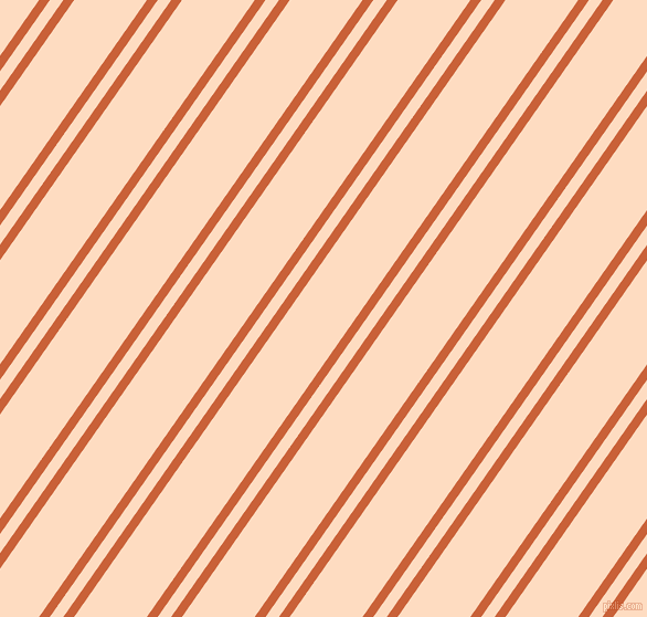 55 degree angles dual striped line, 8 pixel line width, 10 and 54 pixels line spacing, Ecstasy and Karry dual two line striped seamless tileable