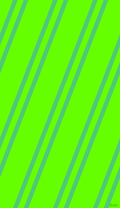 69 degree angle dual stripe line, 15 pixel line width, 20 and 81 pixel line spacing, Emerald and Bright Green dual two line striped seamless tileable
