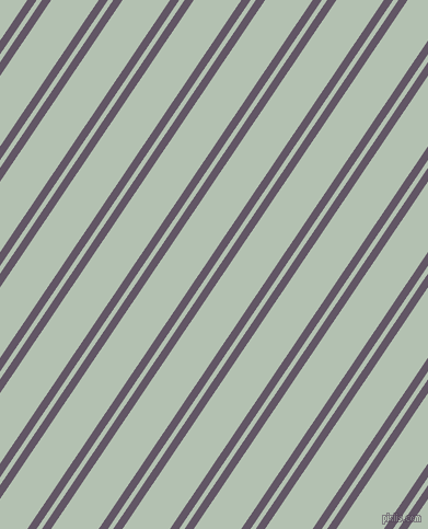 56 degree angle dual stripe lines, 7 pixel lines width, 4 and 36 pixel line spacing, Fedora and Rainee dual two line striped seamless tileable