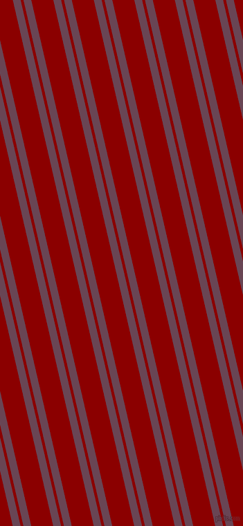 103 degree angle dual stripe lines, 11 pixel lines width, 4 and 31 pixel line spacing, Finn and Dark Red dual two line striped seamless tileable