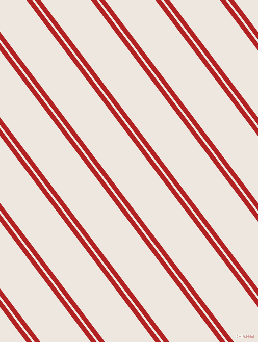 127 degree angles dual stripe lines, 9 pixel lines width, 4 and 79 pixels line spacing, Fire Brick and Desert Storm dual two line striped seamless tileable