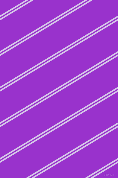 31 degree angles dual stripes line, 5 pixel line width, 4 and 87 pixels line spacing, Fog and Dark Orchid dual two line striped seamless tileable