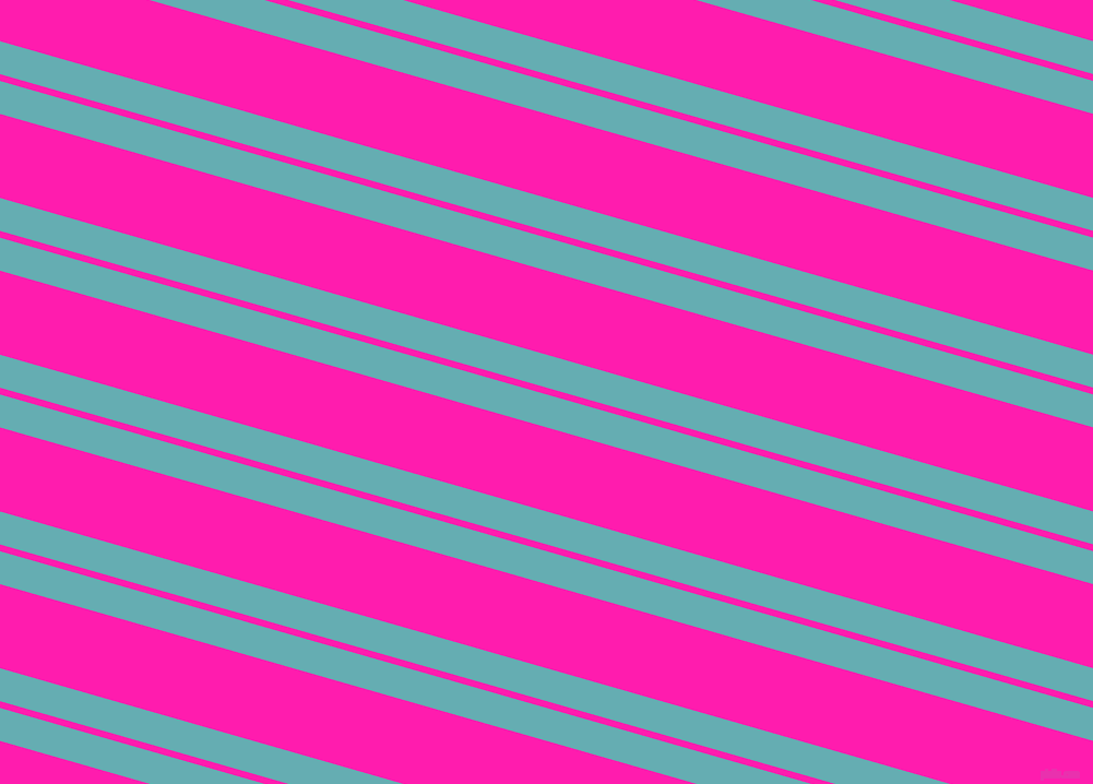 164 degree angles dual striped line, 29 pixel line width, 6 and 74 pixels line spacing, Fountain Blue and Spicy Pink dual two line striped seamless tileable