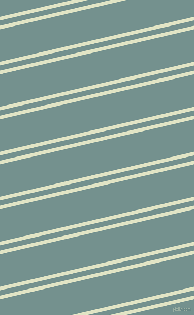 13 degree angles dual striped line, 7 pixel line width, 10 and 62 pixels line spacing, Frost and Juniper dual two line striped seamless tileable