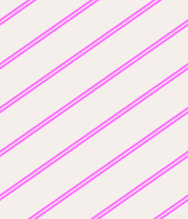 35 degree angles dual striped line, 8 pixel line width, 4 and 106 pixels line spacing, Fuchsia Pink and Hint Of Red dual two line striped seamless tileable