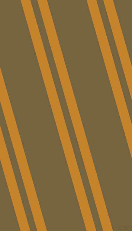 106 degree angle dual stripe lines, 31 pixel lines width, 22 and 126 pixel line spacing, Geebung and Yellow Metal dual two line striped seamless tileable