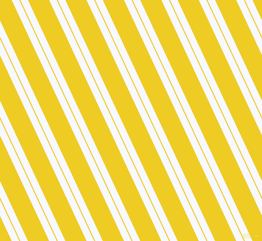 115 degree angles dual stripe lines, 14 pixel lines width, 2 and 39 pixels line spacing, Ghost White and Broom dual two line striped seamless tileable