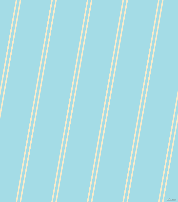 80 degree angle dual stripe lines, 6 pixel lines width, 10 and 120 pixel line spacing, Gin Fizz and Charlotte dual two line striped seamless tileable