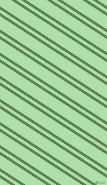 147 degree angle dual stripe lines, 9 pixel lines width, 10 and 39 pixel line spacing, Glade Green and Moss Green dual two line striped seamless tileable