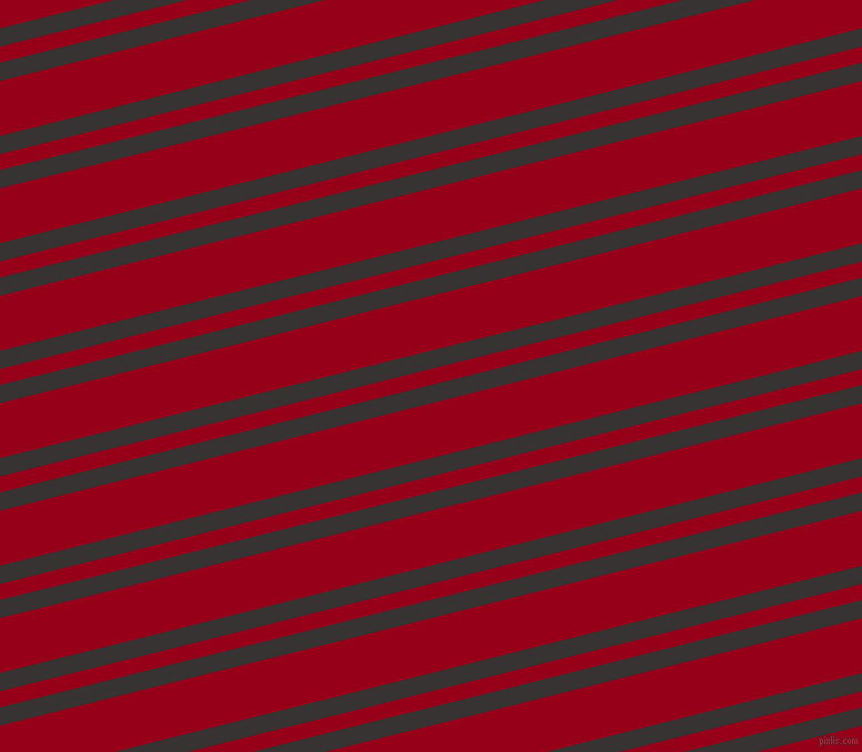 14 degree angles dual stripes lines, 16 pixel lines width, 14 and 48 pixels line spacing, Gondola and Carmine dual two line striped seamless tileable
