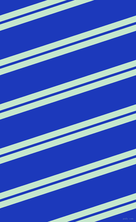 18 degree angle dual stripe line, 20 pixel line width, 8 and 91 pixel line spacing, Granny Apple and Persian Blue dual two line striped seamless tileable