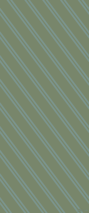 127 degree angles dual stripe line, 6 pixel line width, 4 and 34 pixels line spacing, Granny Smith and Camouflage Green dual two line striped seamless tileable