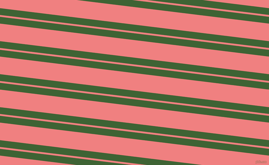 173 degree angles dual stripe line, 22 pixel line width, 6 and 57 pixels line spacing, Green House and Light Coral dual two line striped seamless tileable