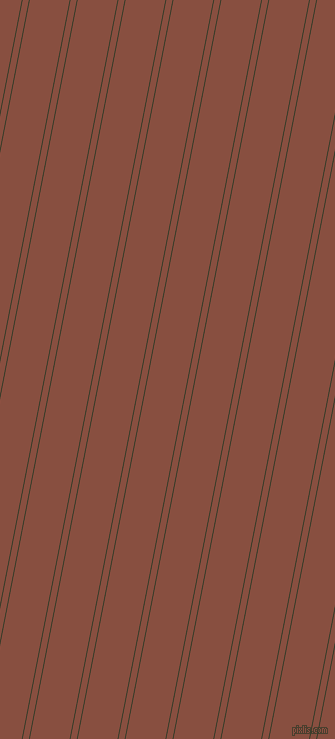 79 degree angle dual striped lines, 1 pixel lines width, 6 and 39 pixel line spacing, Green Kelp and Mule Fawn dual two line striped seamless tileable