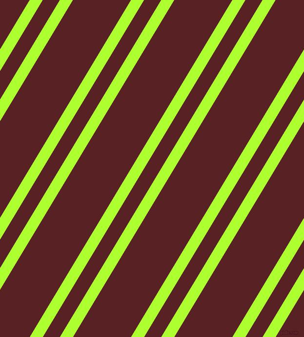 green striped wallpaper