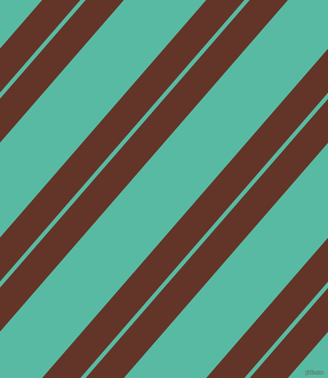 49 degree angle dual stripes line, 57 pixel line width, 8 and 123 pixel line spacing, Hairy Heath and Puerto Rico dual two line striped seamless tileable