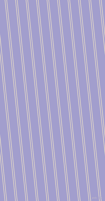 96 degree angles dual striped lines, 2 pixel lines width, 4 and 28 pixels line spacing, Half Spanish White and Wistful dual two line striped seamless tileable