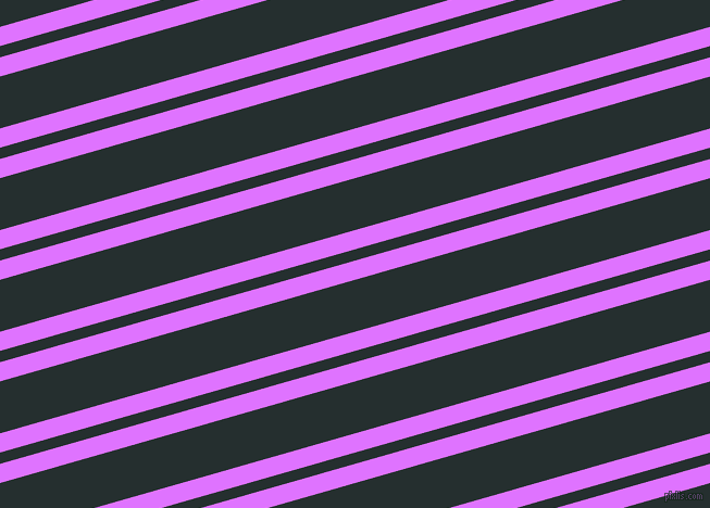16 degree angles dual stripes line, 17 pixel line width, 10 and 46 pixels line spacing, Heliotrope and Swamp dual two line striped seamless tileable