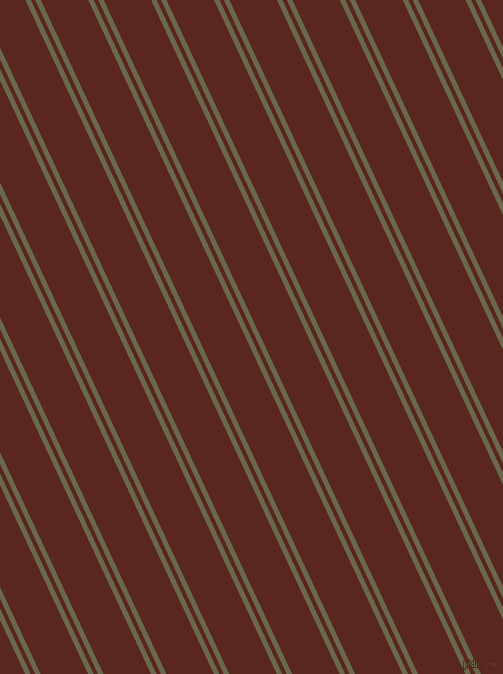 115 degree angles dual stripes line, 5 pixel line width, 4 and 43 pixels line spacing, Hemlock and Caput Mortuum dual two line striped seamless tileable