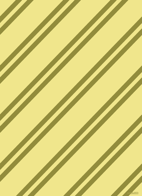 46 degree angle dual striped line, 15 pixel line width, 12 and 69 pixel line spacing, Highball and Khaki dual two line striped seamless tileable