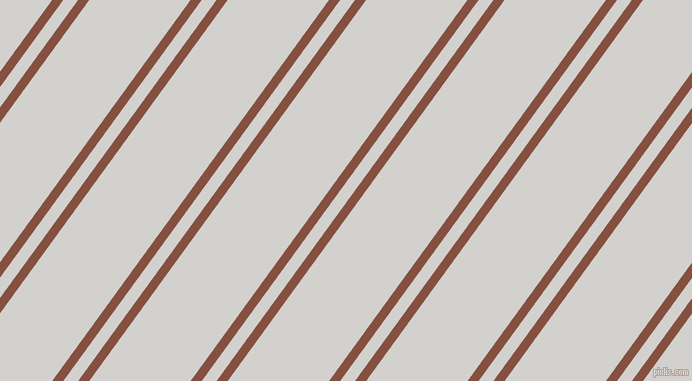 54 degree angles dual striped line, 9 pixel line width, 12 and 82 pixels line spacing, Ironstone and Concrete dual two line striped seamless tileable