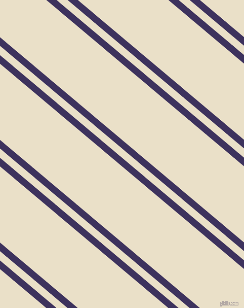 140 degree angles dual stripe line, 13 pixel line width, 14 and 115 pixels line spacing, Jacarta and Pearl Lusta dual two line striped seamless tileable