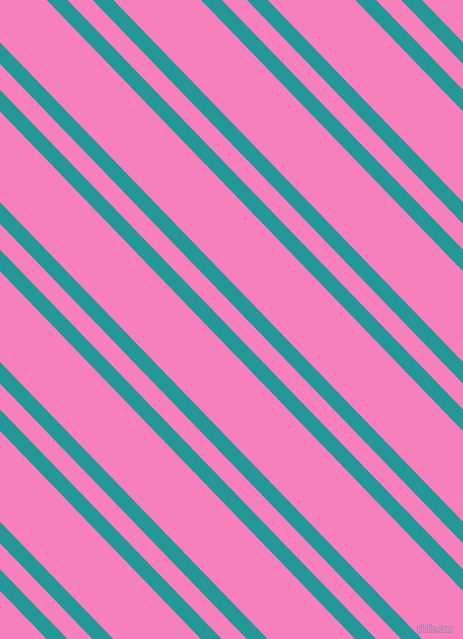 134 degree angle dual stripe line, 15 pixel line width, 18 and 63 pixel line spacing, Java and Persian Pink dual two line striped seamless tileable