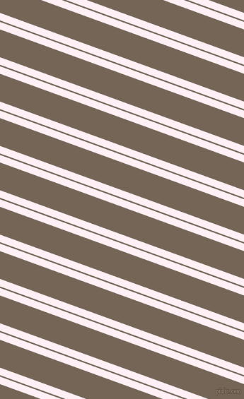 160 degree angles dual stripe line, 10 pixel line width, 2 and 37 pixels line spacing, Lavender Blush and Pine Cone dual two line striped seamless tileable
