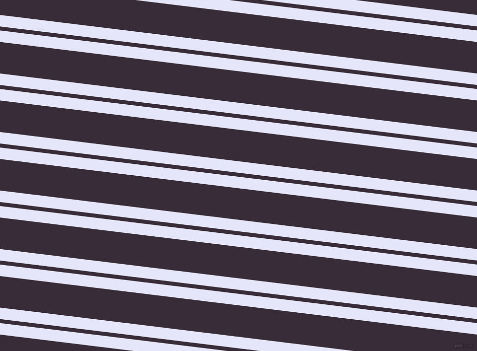 173 degree angle dual stripes lines, 23 pixel lines width, 8 and 63 pixel line spacing, Lavender and Valentino dual two line striped seamless tileable
