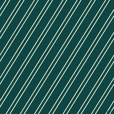 58 degree angles dual stripe lines, 3 pixel lines width, 10 and 32 pixels line spacing, Light Goldenrod Yellow and Cyprus dual two line striped seamless tileable