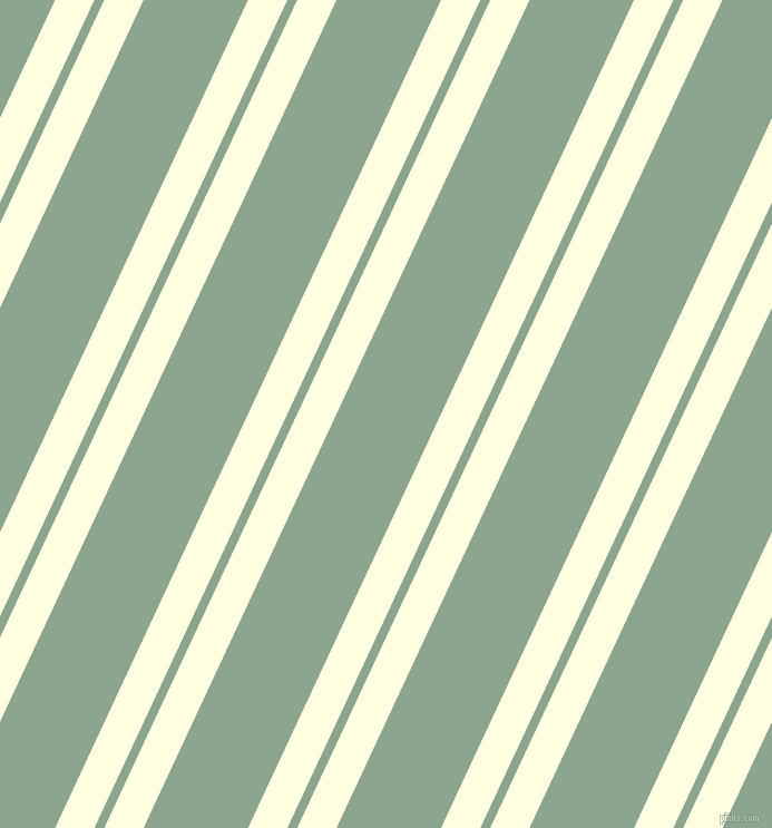 65 degree angles dual striped line, 32 pixel line width, 8 and 85 pixels line spacing, Light Yellow and Envy dual two line striped seamless tileable