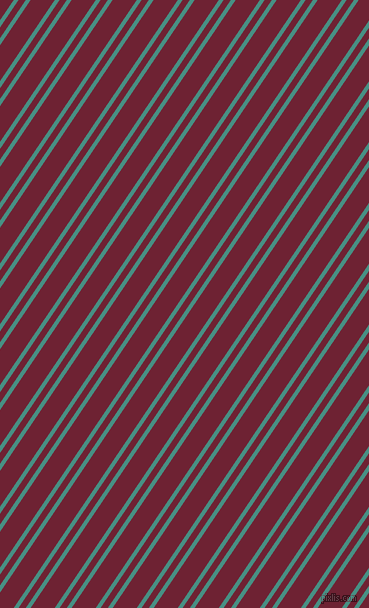 56 degree angle dual stripe lines, 4 pixel lines width, 6 and 20 pixel line spacing, Lochinvar and Claret dual two line striped seamless tileable