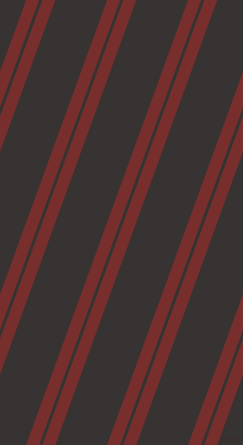 70 degree angles dual stripes lines, 24 pixel lines width, 6 and 96 pixels line spacing, Lusty and Gondola dual two line striped seamless tileable