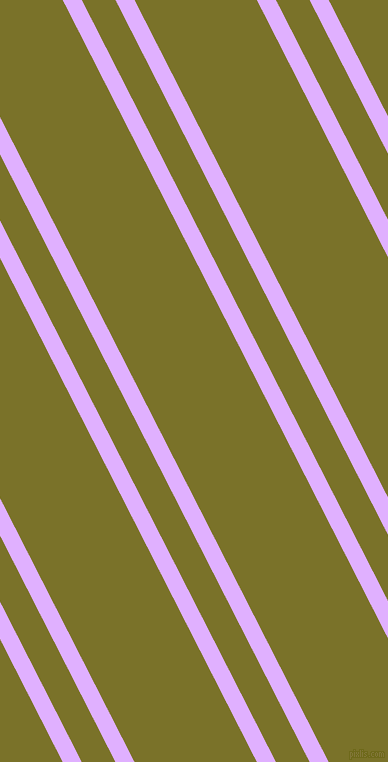 117 degree angles dual stripe lines, 17 pixel lines width, 30 and 109 pixels line spacing, Mauve and Pesto dual two line striped seamless tileable