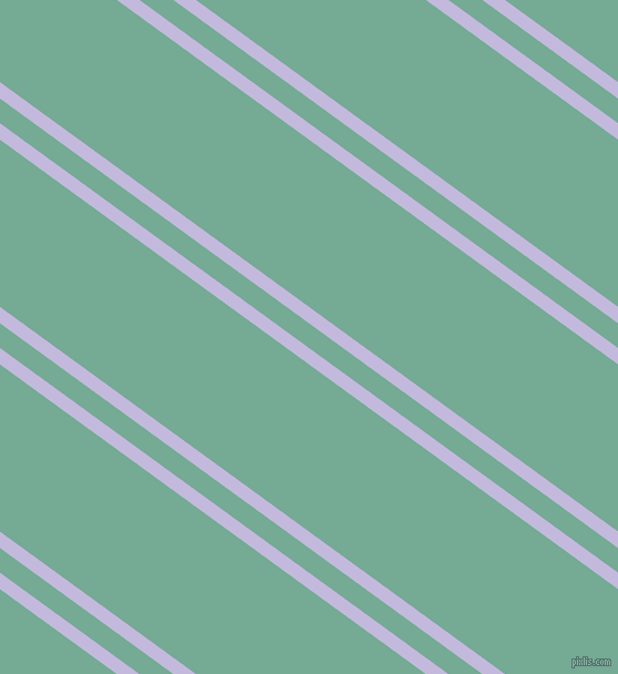 144 degree angle dual striped lines, 12 pixel lines width, 18 and 122 pixel line spacing, Melrose and Acapulco dual two line striped seamless tileable
