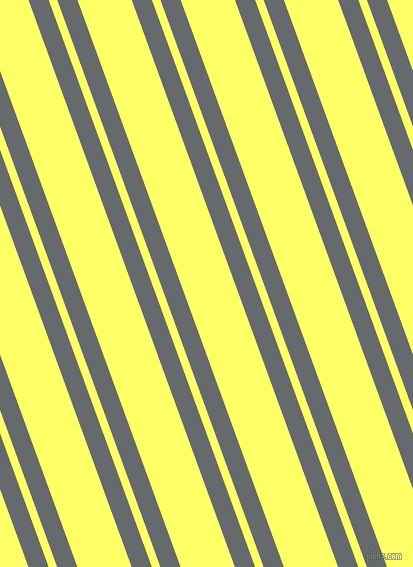 110 degree angle dual striped lines, 19 pixel lines width, 8 and 51 pixel line spacing, Mid Grey and Laser Lemon dual two line striped seamless tileable
