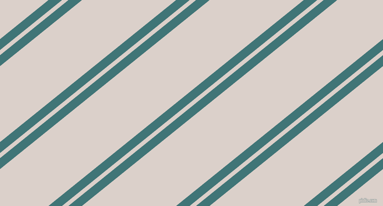 39 degree angles dual stripes line, 17 pixel line width, 8 and 118 pixels line spacing, Ming and Swiss Coffee dual two line striped seamless tileable