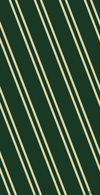 111 degree angles dual striped line, 7 pixel line width, 12 and 52 pixels line spacing, Mint Julep and Deep Fir dual two line striped seamless tileable
